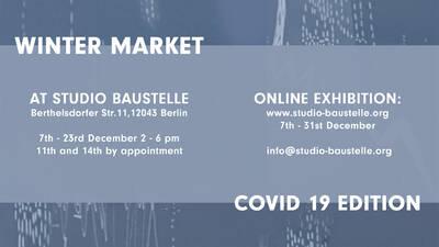 Winter Market -  Art Sale