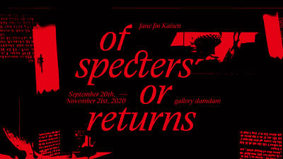 OF SPECTERS OR RETURNS
