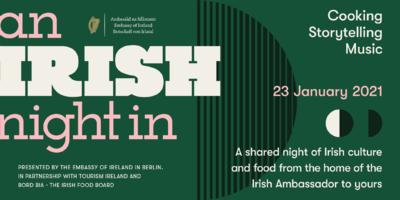 Irland und seine Kultur von zu Hause erleben
