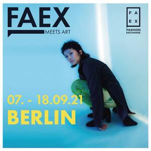 FAEX meets Art - Berlin Pop Up Store