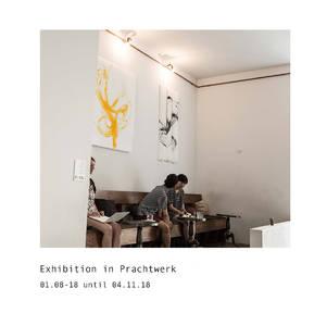 Ausstellung: Mo(ve)ment & Higher!
