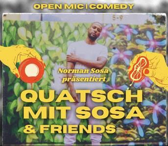 Quatsch mit Sosa & Friends - Stand Up Comedy Show in Ber...