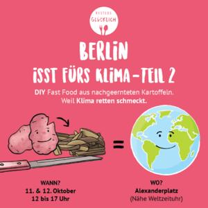 Berlin isst fürs Klima - Teil 2