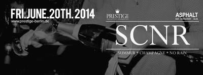 Prestige pres. SCNR Party @ ASPHALT KLUB BERLIN| 20.06.2014