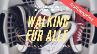 Spaziergang / Walking Rollbergkiez