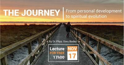 The Journey (free lecture) - From personal development to sp...