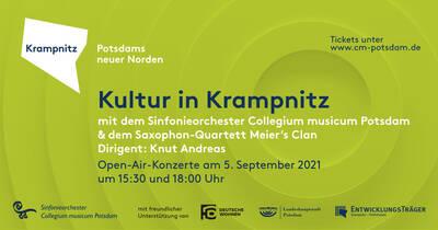 Kultur in Krampnitz
