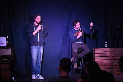 Stand Up Stereo Comedy Mixshow im Süss. War Gester