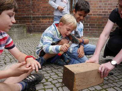 Zeit für Berlin | Offenes Angebot für Kinder | Sommerprogram...