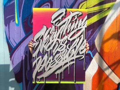 Beton Taiga – Graffiti und Street Art aus Sibirien