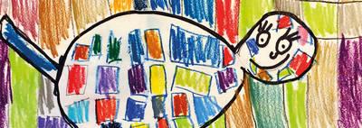 Neue Ausstellung: Farbenfroher Zwergenzauber