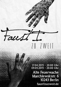 Faust 1 zu zweit - Goethe in 80 Minuten