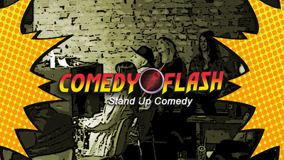 STAND UP COMEDY Show im Prenzlauer Berg - Comedyflash - 20:0...