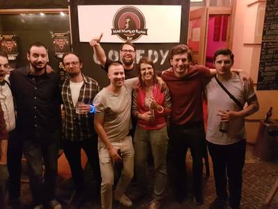 LATE SHOW im MAD MONKEY ROOM! Stand up Comedy in Prenzlauer ...