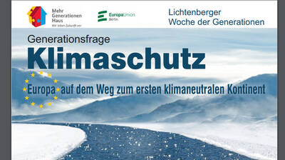 Generationsfrage Klimaschutz: Europa auf dem Weg zum ersten ...