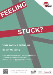 Online: Feeling stuck? Join our free online seminar and find...