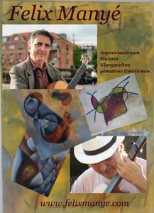 Spanische Gitarrenklänge --- Felix Manyé