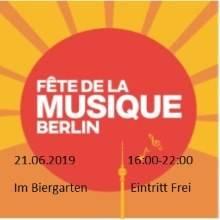 *** Yeah ;-) Fete del la Musique im Schupke in Reinickendorf...