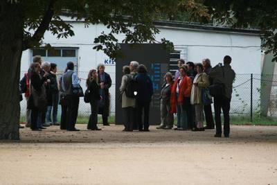 Öffentliche Führung Dokumentationszentrum NS-Zwangsarbeit