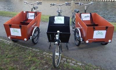 fLotte: Freie Lastenräder kostenlos ausleihen