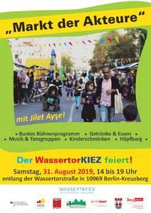 Kreuzberger Straßenfest mit Jilet Ayse und Kinderprogramm - ...