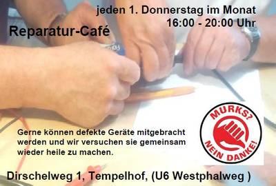 Reparatur Café Tempelhof