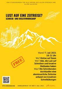 flyer schreibworkshop