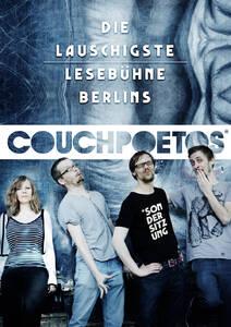 """FREIKARTEN FÜR """"COUCHPOETOS - Die Poetry Slam-Lesebühne..."""