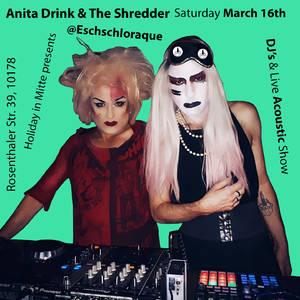 HOLIDAY IN MITTE – Anita Drink & The Shredder: DJ & ...
