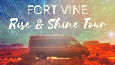 Konzert: Fort Vine (US | Indie Folk) - Support: Josias Ender