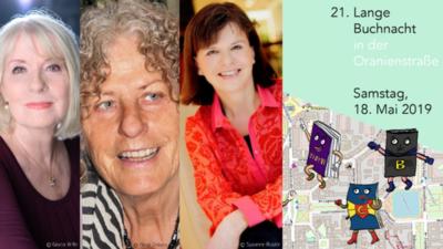 © Gisela Witte, Birgit Ohlsen, Susanne Rüster, Lange Buchnacht