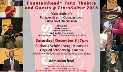 Fountainhead® Tanz Théâtre at CrossKultur 2018