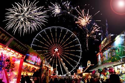 49. Berliner Frühlingsfest auf dem Zentralen Festplatz vom 2...