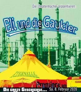 """Theatermacher Friedrichshain-Kreuzberg präsentieren: """"Eli un..."""