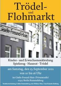 Flohmarkt in Rummelsburg