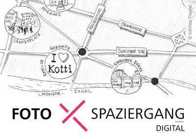 Online-Treffen: Foto-Spaziergang I | Digitale Multimedia-Tou...