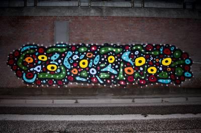 Workshop: Street-Art-Workshop mit Berliner Graffiti-Legende