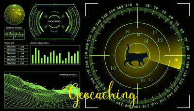 iCats Geocaching