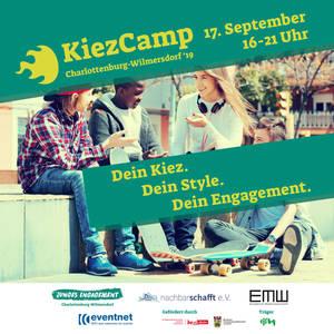 Barcamp / KiezCamp Charlottenburg-Wilmersdorf '19
