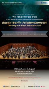 Busan-Berlin Friedenskonzert (Philharmonic Orchestra aus Süd...
