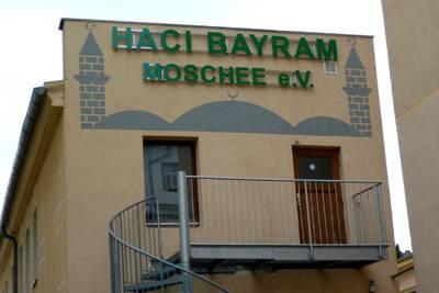 Führung durch die Haci Bayram-Moschee