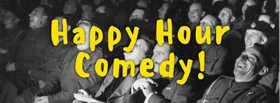 Stand-up Comedy: HAPPY HOUR COMEDY am 27. September in #MITT...