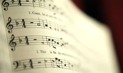 Sacred Harp - Shape Note Singen in Neukölln, jeder kann mitm...