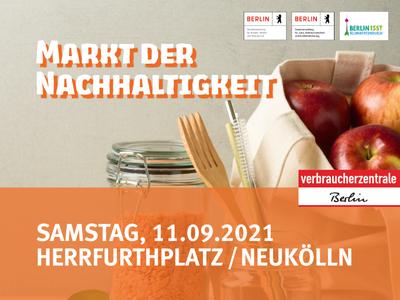 Markt der Nachhaltigkeit / Samstag 11. September 2021