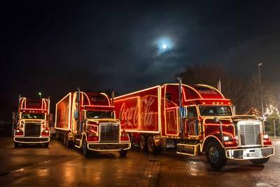 Coca Cola Truck Tour 2019: Coke Trucks Streckenroute 2019 fü...