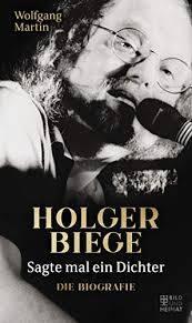 """""""Holger Biege – Sagte mal ein Dichter"""": Musikalische Lesung ..."""