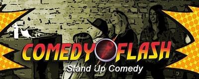 "Stand Up Comedy Show um 19:00 Uhr - ""ComedyFlash Early-..."