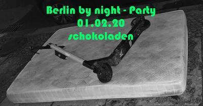 Berlin by night w/ Dj HunkyDory (Punk//Post-Punk//Wave//Synt...