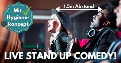 Lachflash Comedy - Die verrückteste Stand-Up Show im Prenzla...