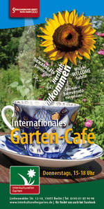Internationales Gartencafé